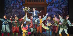 Lively And Indulgent, Kiss Me Kate Is Back
