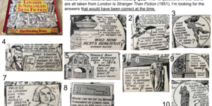 Can You Beat The Champs In This Bloody Difficult London History Quiz?