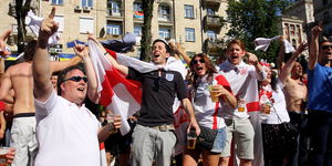 Where To Watch England Vs Colombia In The World Cup