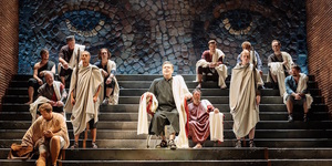 Imperium Speaks Truth To Power At Gielgud Theatre