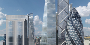 'Cheesegrater 2' Approved For Square Mile
