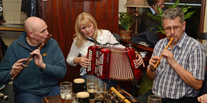 The Best Pubs With Live Irish Music