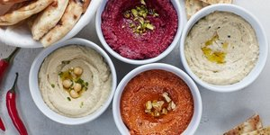 Lovely Levantine Mezze Leaves Us Spoilt For Choice At Ceru