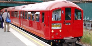 Ride On A 1930s Tube Train This September