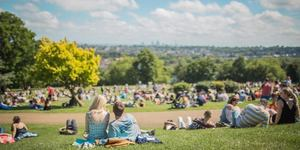 Street Food And Views: Chill Out At Ally Pally's StrEATlife This Summer