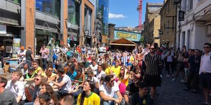 Where To Watch The World Cup Final 2018 In London
