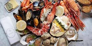 London's Best Seafood Platters