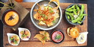 Jinjuu's Brunch Is A Cornucopia Of Korean Delights