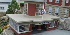 Visit The World's Tiniest Tube Station