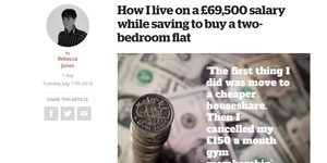 This Article Explains How Having A £70k Job In London Is Still Basically Like Being In A Ray Mears Show