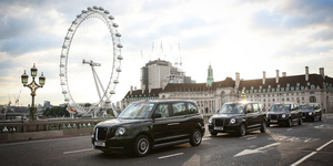 300 Of These Electric Taxis Are Now On London's Roads