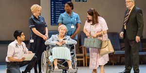 Alan Bennett's Sprightly New Play Champions Care For The Elderly