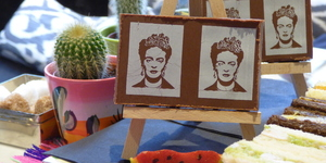 Mexican Flavours Shine Through Beautifully In This Frida Kahlo Afternoon Tea