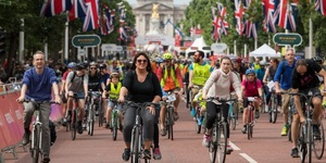 You Can Cycle Round A Traffic-Free London This Weekend