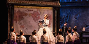 One Night In Bangkok: The King And I At London Palladium