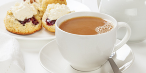 Scone With Nice Cup Of Tea Is Optimum Afternoon Tea Theme, Experts Confirm