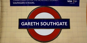 Southgate Station Has Actually Been Renamed Gareth Southgate Station