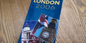 This 2006 Guidebook To London Is Horribly Outdated