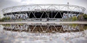 In Pictures: London's Football Grounds... Empty