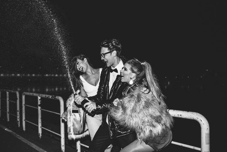 Singles boat party london
