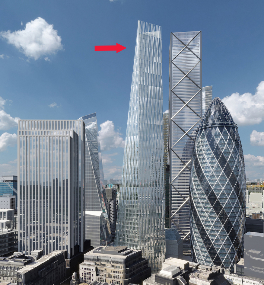 Cheesegrater 2 Approved For Square Mile Londonist