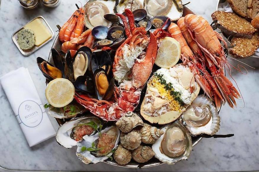 London S Best Seafood Platters Londonist