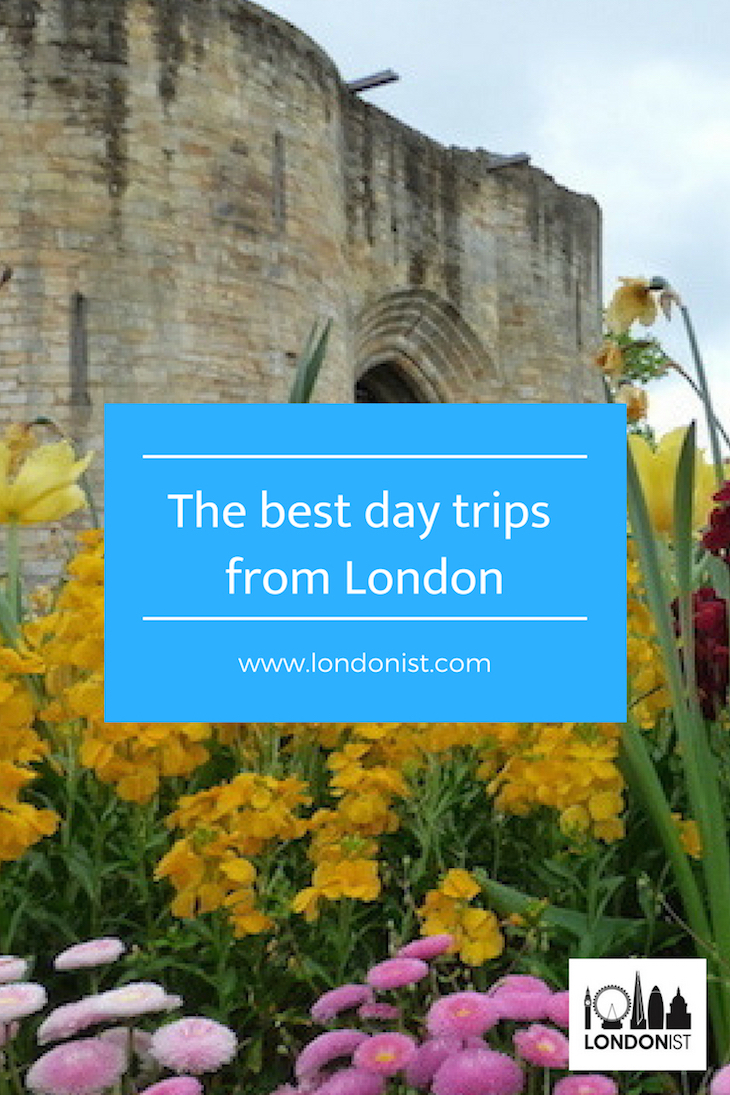 Where To Go On A Day Trip From London