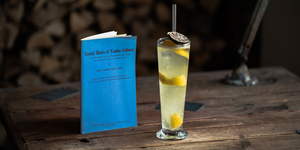 Historical Cocktail Recipes To Try Yourself: The Gin Sling