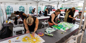 Make Your Mark On Wembley Park With One Of These Creative Workshops