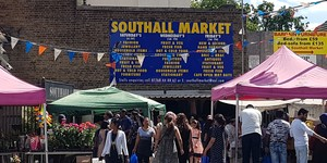 Inside Southall Market: One Of London's Last 'Proper' Markets