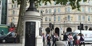 Which Is London's Smallest Listed Building?