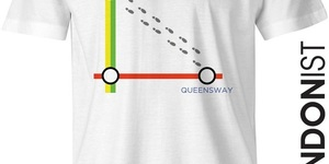 Tube Geeks Get 20% Off These Exclusive Londonist T-Shirts