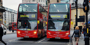 An Investigation Into London's Disappearing Buses