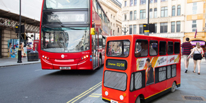 A Tiny Double-Decker Bus Has Appeared On The Streets Of London