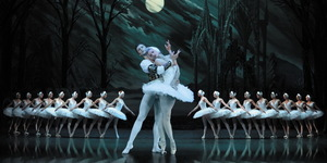 New Swan Lake Is A Masterclass In Swan-Upmanship