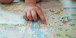 Get Your Free Map Of Green London