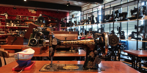 The Best London Museum You've Never Heard Of: The Sewing Machine Museum