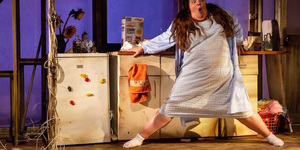 Sound and Fury: The Rise and Fall of Little Voice At Park Theatre