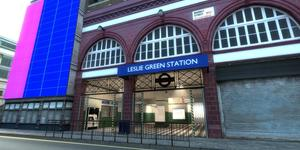 Catch The City Line To Leslie Green Tube Station