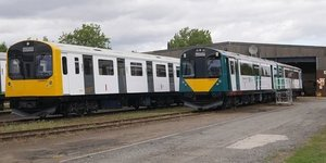 Catch An Old Tube Train To Bletchley