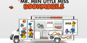 Thousands Of Free Mr Men Books Are Being Given Away On The South Bank