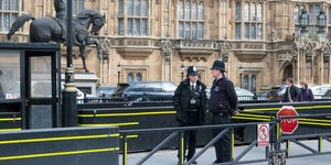 This Morning's Incident At Westminster Is Being Treated As A Terrorist Attack