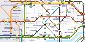 Watch Where Your Tube Is In Real Time On This Incredible Map