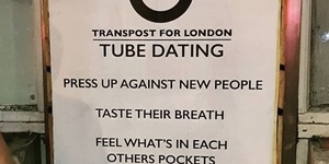 Seen These Creepy Dating Ads On The Tube?