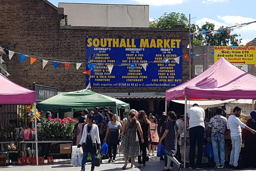 Inside Southall Market: One Of London's Last 'Proper' Markets