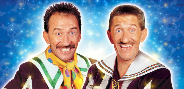 you could win the  u00a35m  u0026 39 chucklevision u0026 39  mansion by buying a