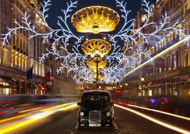 Golden Tours run events on Christmas Day in London