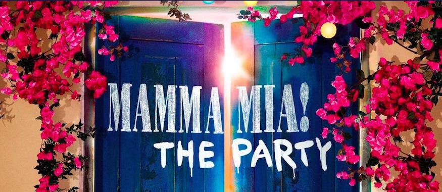 Mamma Mia The Party ABBA themed restaurant London