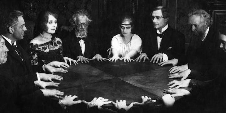 Take part in a seance at the Old Operating Theatre Museum in London for Halloween 2018