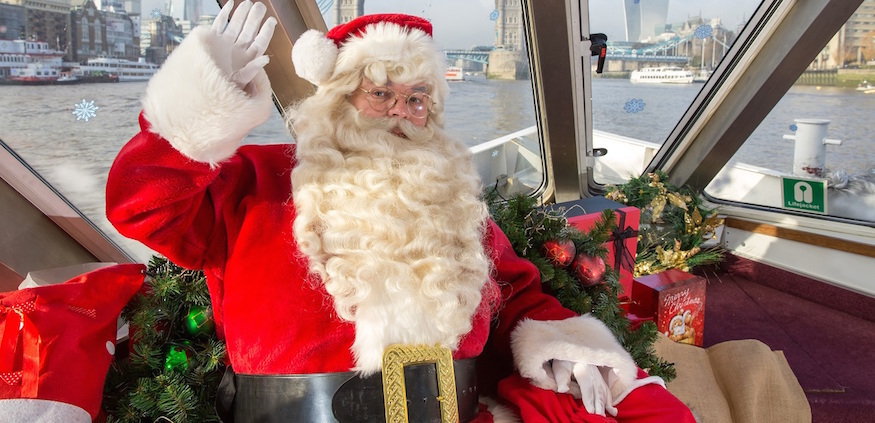 city cruises run events on christmas day in london - Christmas Day 2018